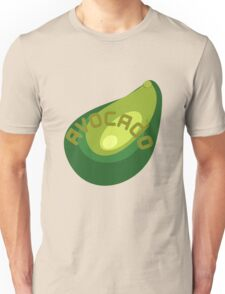 AVOCADO FRUIT  Unisex T-Shirt