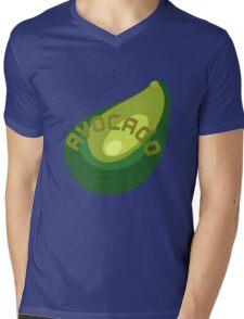 AVOCADO FRUIT  Mens V-Neck T-Shirt