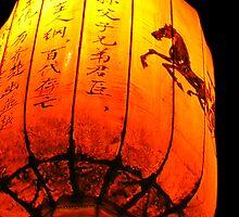Chinese Lantern by Greg Hughes