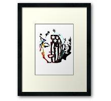 American Beauty / American Psycho - Fall Out Boy - Marylin Monroe Framed Print