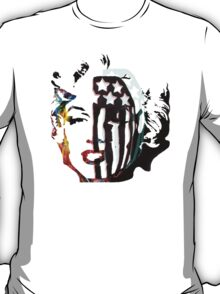 American Beauty / American Psycho - Fall Out Boy - Marylin Monroe T-Shirt