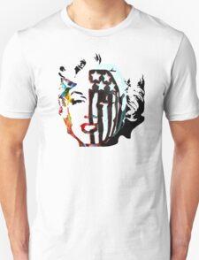 American Beauty / American Psycho - Fall Out Boy - Marylin Monroe Unisex T-Shirt