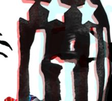 American Beauty / American Psycho - Fall Out Boy - Marylin Monroe Sticker