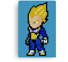 Super Saiyan Vegeta 8MB Canvas Print