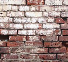 Broken Wall 3 by Stephen Mitchell
