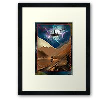 About Time Framed Print