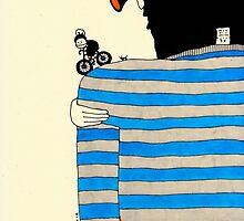 Tour de France by povalyaeva