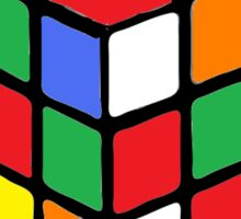 Cubed Sticker