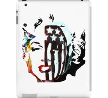 American Beauty / American Psycho - Fall Out Boy - Marylin Monroe iPad Case/Skin