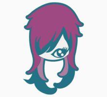 pink hair grrl by sushi4breakfast