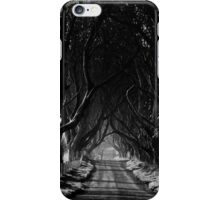 The Dark Hedges iPhone Case/Skin