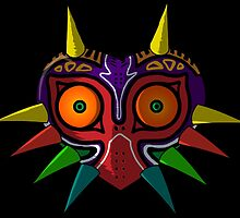 Majora's Mask Cell Shaded by DrGraveRobber