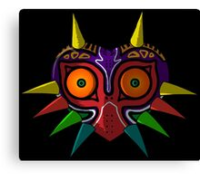 Majora's Mask Cell Shaded Canvas Print
