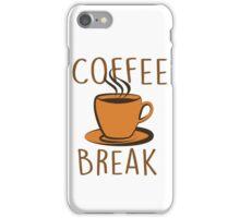 Coffee Break iPhone Case/Skin