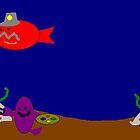 Painter Fish by muti