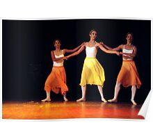 Ballet show #6 Poster