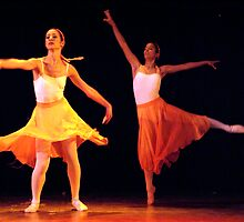 Ballet show #7 by Moshe Cohen