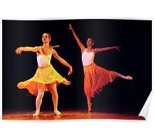 Ballet show #7 Poster