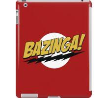 Bazinga! iPad Case/Skin