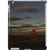 Monument Valley and Clouds.stars iPad Case/Skin