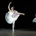 Ballet show #18 by Moshe Cohen