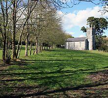 Bunratty Folk park church by John Quinn