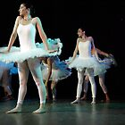 Ballet show #22 by Moshe Cohen