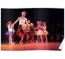 Ballet show #27 Poster