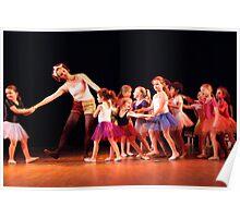 Ballet show #30 Poster