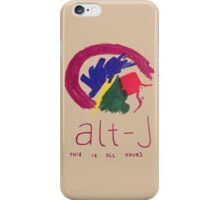 Alt-J This is All Yours iPhone Case/Skin
