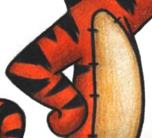Tigger Sticker