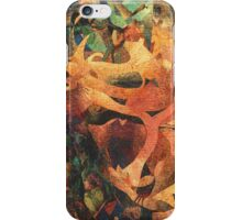 Metamorphosis iPhone Case/Skin
