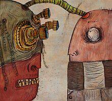 Brain Tube by Hung Lin