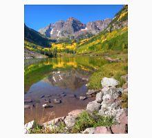 Maroon Bells4- Aspen, CO, USA Unisex T-Shirt