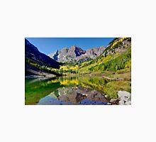 Maroon Bells3- Aspen, CO, USA Unisex T-Shirt