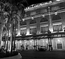 Eastern & Oriental Hotel Penang Malaysia  BW by MiImages