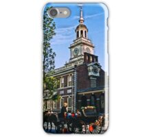 Independence Hall iPhone Case/Skin