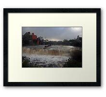 Cascades at Ennisytmon Framed Print