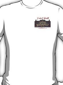The Grand Budapest Hotel Staff T-Shirt