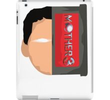 Word to Your Mother iPad Case/Skin