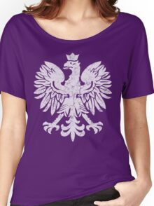 Polish White Eagle Women's Relaxed Fit T-Shirt