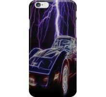 Lightning Fast iPhone Case/Skin
