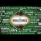 Hiddlestoner Mug - Tom Hiddleston (Green) by patee333
