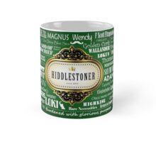 Hiddlestoner Mug - Tom Hiddleston (Green) Mug