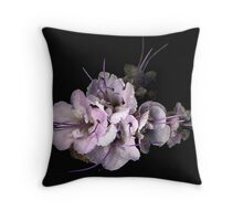 Salt Heliotrope 2 Throw Pillow