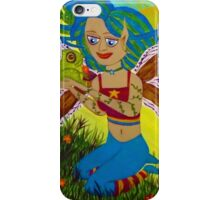 Sabrina Spring Kisses iPhone Case/Skin