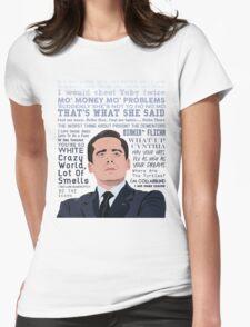 World's Best Boss Womens Fitted T-Shirt