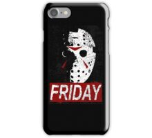 FRIDAY iPhone Case/Skin