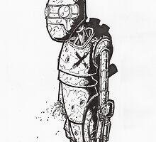 Broken Robot #1  by ErickW