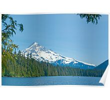 Mt Hood and Lost Lake Poster